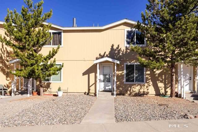 1284 Redwood Circle #2, Gardnerville, NV 89460 (MLS #200001649) :: Ferrari-Lund Real Estate