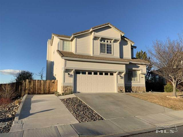 2332 Abacus Court, Sparks, NV 89436 (MLS #200001654) :: The Mike Wood Team