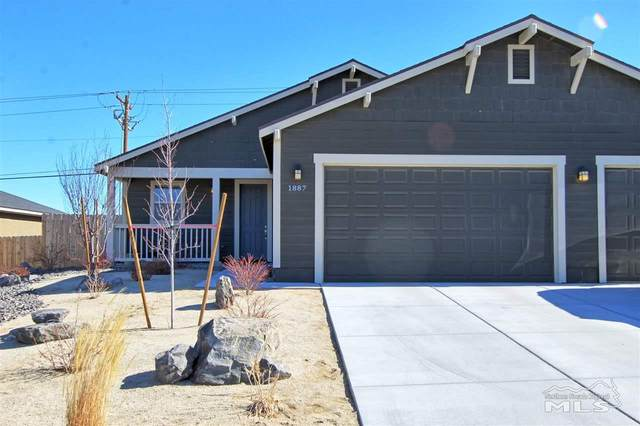 1887 Canal Drive, Fernley, NV 89408 (MLS #200001668) :: NVGemme Real Estate
