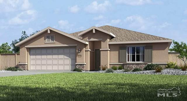 1560 Mahogany Hill Homesite 3028, Carson City, NV 89701 (MLS #200001670) :: Chase International Real Estate