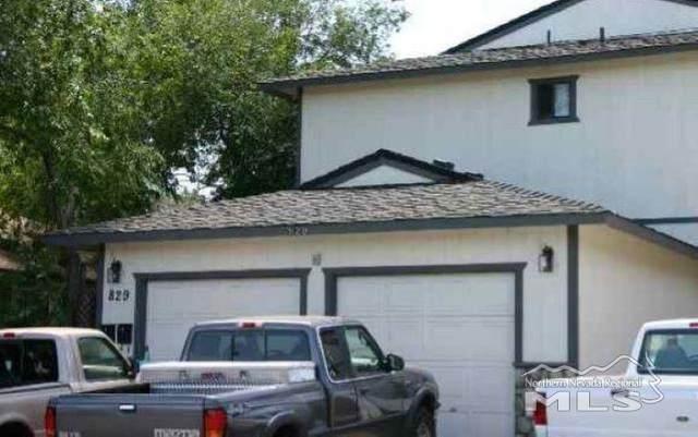 829 Plumas St, Reno, NV 89509 (MLS #200001678) :: Vaulet Group Real Estate