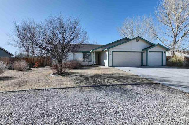 1122 Courtney Marie Lane, Fallon, NV 89406 (MLS #200001683) :: NVGemme Real Estate