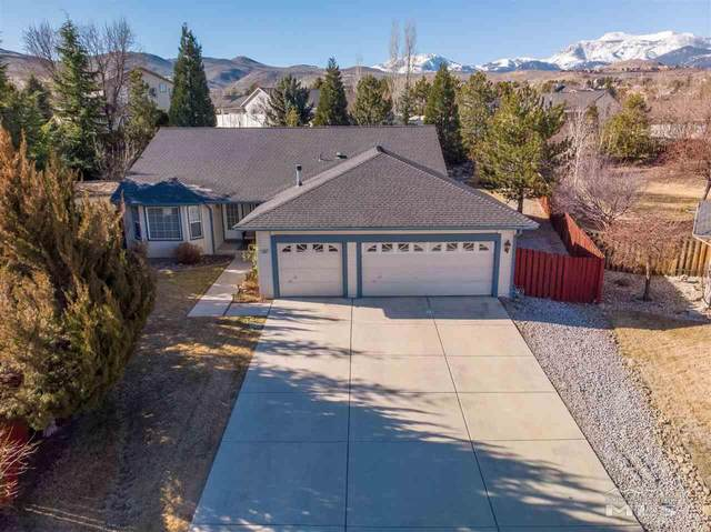 607 Sugar Tree Court, Reno, NV 89511 (MLS #200001684) :: Vaulet Group Real Estate