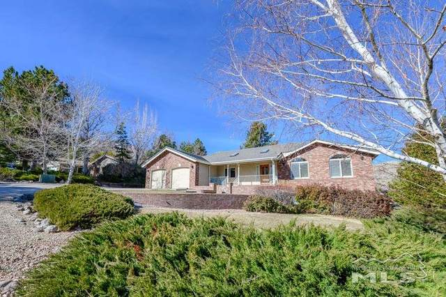 3962 Westwood Dr., Carson City, NV 89703 (MLS #200001742) :: Chase International Real Estate