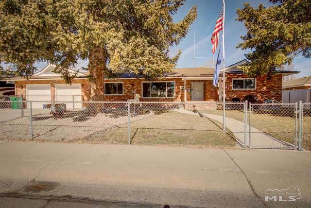 412 Tahoe Dr, Carson City, NV 89703 (MLS #200001754) :: Chase International Real Estate