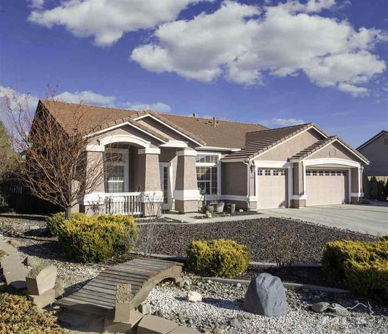 1012 Hickory Ct, Dayton, NV 89403 (MLS #200001756) :: Chase International Real Estate