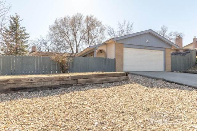 1830 Prior Rd., Reno, NV 89503 (MLS #200001758) :: Theresa Nelson Real Estate