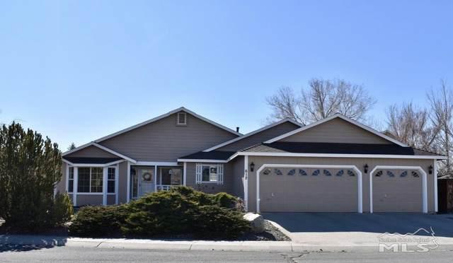 612 Boulder Circle, Dayton, NV 89403 (MLS #200001763) :: Ferrari-Lund Real Estate