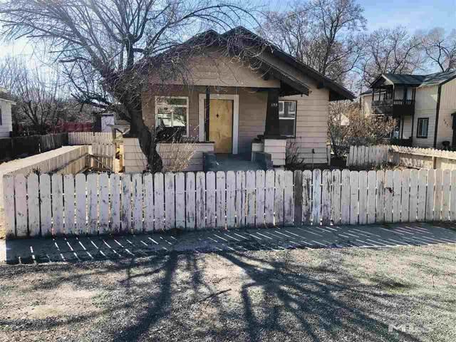455 13th Street, Lovelock, NV 89419 (MLS #200001765) :: Ferrari-Lund Real Estate