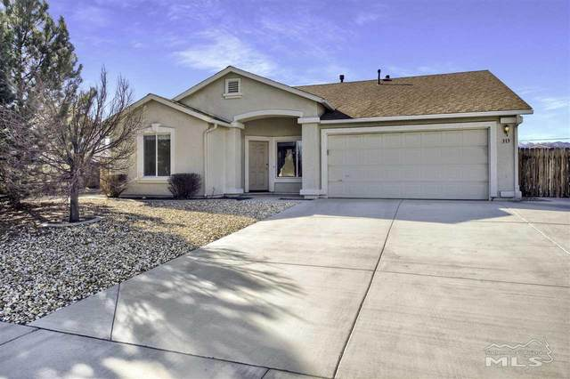 313 Valley Vista Dr, Dayton, NV 89403 (MLS #200001791) :: Chase International Real Estate