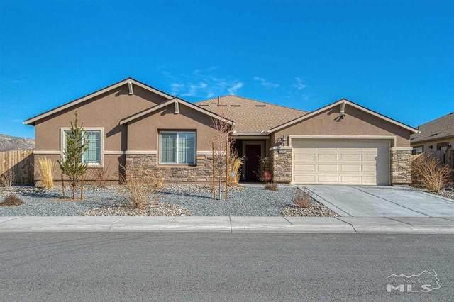 6499 Cone Peak Dr, Carson City, NV 89701 (MLS #200001810) :: Chase International Real Estate