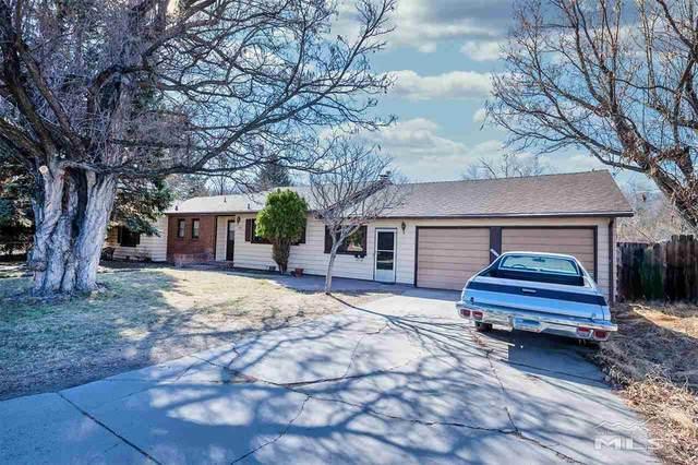 1422 N Division St, Carson City, NV 89703 (MLS #200001818) :: Chase International Real Estate