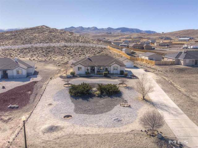 1155 Sage, Fernley, NV 89408 (MLS #200001847) :: NVGemme Real Estate