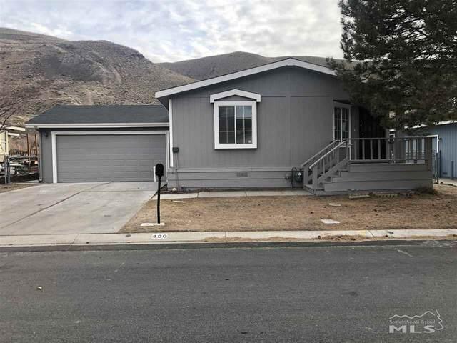 400 Ave De La Bleu De Clair, Sparks, NV 89434 (MLS #200001849) :: Chase International Real Estate
