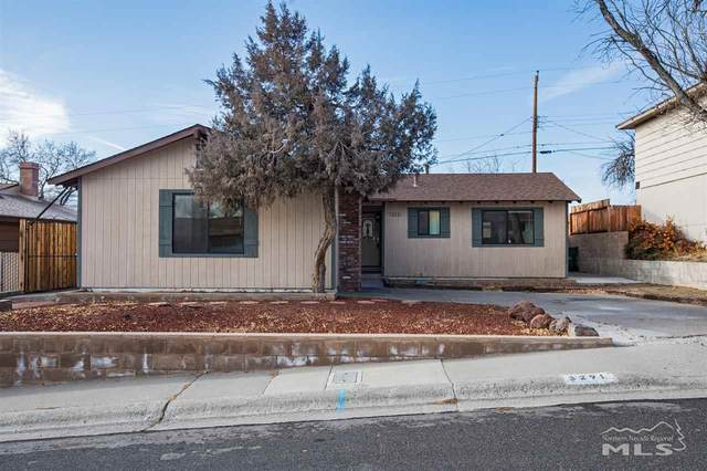 3291 Heights Dr, Reno, NV 89503 (MLS #200001853) :: The Mike Wood Team