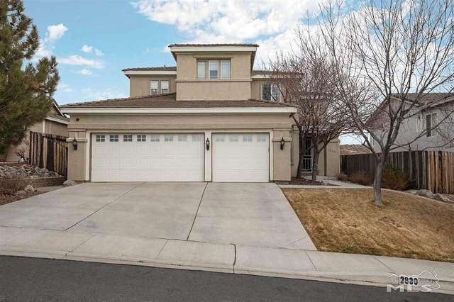 2830 Snow Partridge Dr., Reno, NV 89523 (MLS #200001856) :: Vaulet Group Real Estate