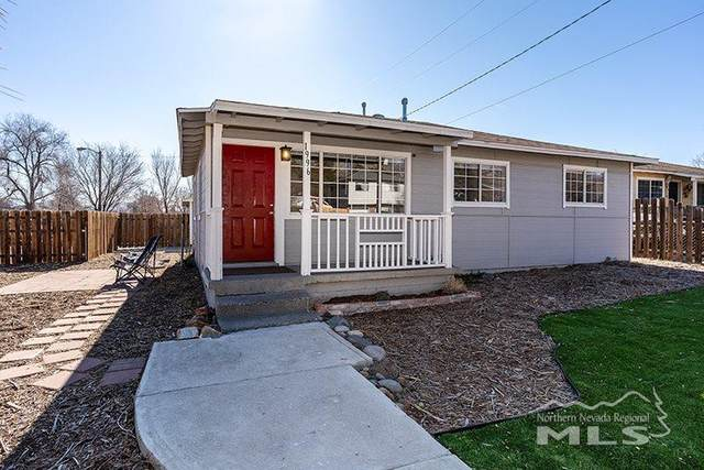 1996 Wilder Street, Reno, NV 89512 (MLS #200001863) :: Chase International Real Estate