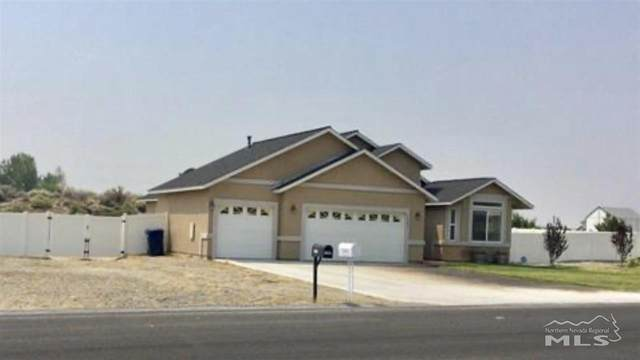 5585 Caleb Drive, Fallon, NV 89436 (MLS #200001864) :: NVGemme Real Estate