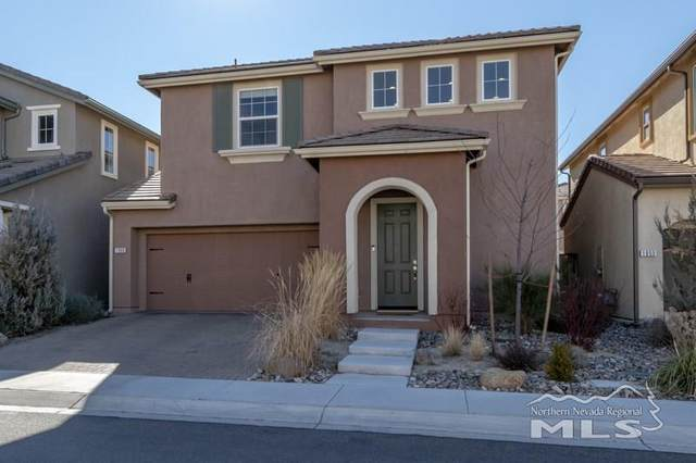 1960 Half Dome Dr., Reno, NV 89521 (MLS #200001872) :: The Mike Wood Team