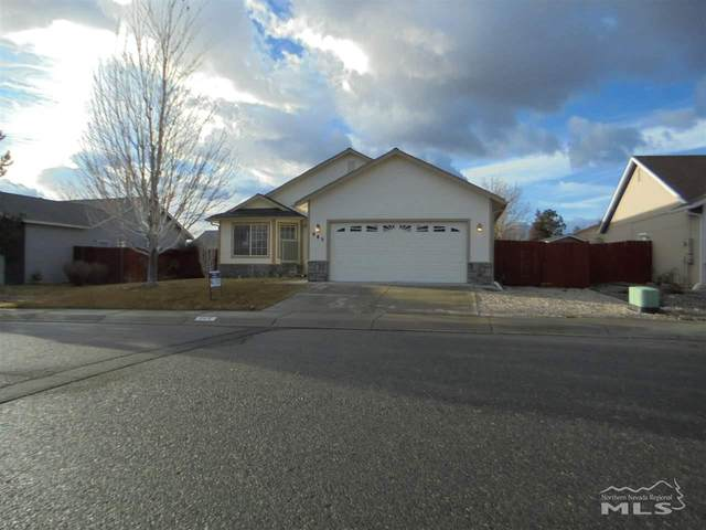 985 Sunview Dr, Carson City, NV 89705 (MLS #200001880) :: L. Clarke Group | RE/MAX Professionals