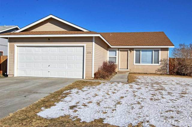 278 Emigrant Way, Fernley, NV 89408 (MLS #200001881) :: NVGemme Real Estate