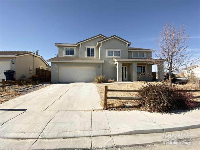 1730 Olive Branch, Fernley, NV 89408 (MLS #200001904) :: NVGemme Real Estate
