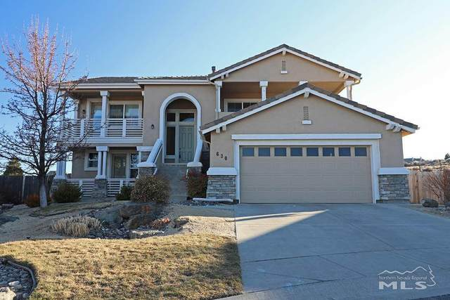 630 Rabbit Ridge Ct, Reno, NV 89511 (MLS #200001907) :: Vaulet Group Real Estate
