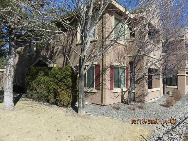900 South Meadows #4114, Reno, NV 89521 (MLS #200001908) :: The Mike Wood Team