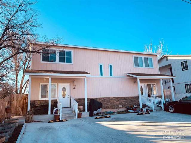123/125 Caliente, Reno, NV 89509 (MLS #200001915) :: Ferrari-Lund Real Estate