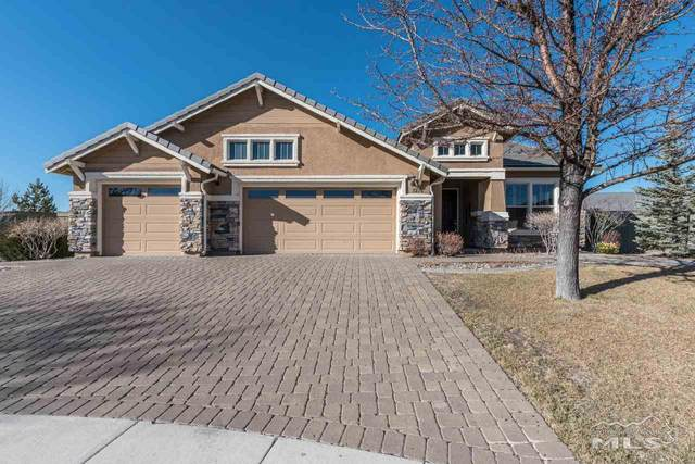 1278 Carema Court, Sparks, NV 89436 (MLS #200001922) :: The Mike Wood Team