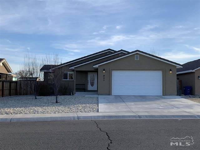921 Aspen Circle, Fallon, NV 89406 (MLS #200001939) :: Vaulet Group Real Estate