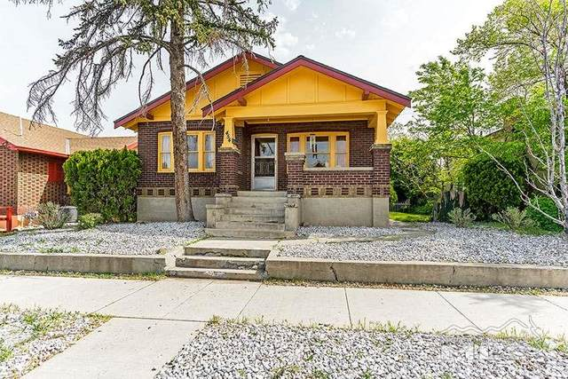 454 Moran Street, Reno, NV 89502 (MLS #200001941) :: Harcourts NV1