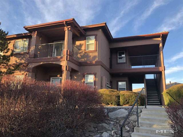 6850 Sharlands Avenue #S-2109 Reno, Reno, NV 89523 (MLS #200001945) :: Vaulet Group Real Estate