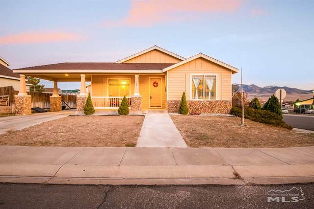 196 Dayton Village, Dayton, NV 89403 (MLS #200001950) :: Chase International Real Estate