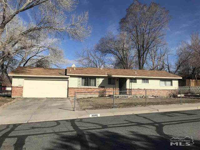 3202 Douglas Dr, Carson City, NV 89701 (MLS #200001955) :: Ferrari-Lund Real Estate
