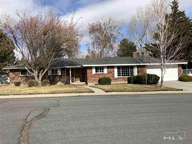 4 Savage Circle, Carson City, NV 89703 (MLS #200001957) :: Ferrari-Lund Real Estate