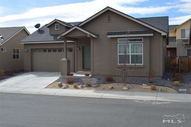 947 Peach Blossom Way, Sparks, NV 89436 (MLS #200001967) :: The Mike Wood Team
