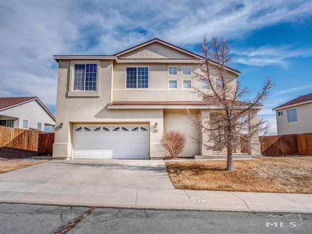 2627 New Ridge Drive, Carson City, NV 89706 (MLS #200001978) :: Chase International Real Estate