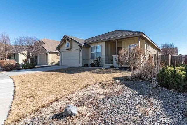 1075 Harbor Town Cir, Sparks, NV 89436 (MLS #200001979) :: The Mike Wood Team