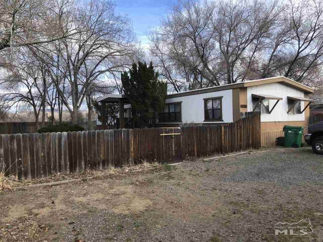3125 Dale, Carson City, NV 89706 (MLS #200001983) :: Chase International Real Estate
