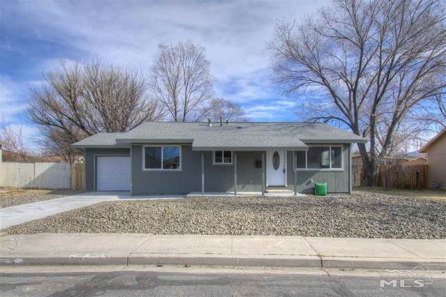 1521 Sharon Drive, Carson City, NV 89701 (MLS #200001986) :: Ferrari-Lund Real Estate