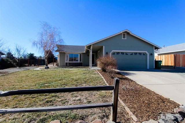 395 Nicole Drive, Sparks, NV 89441 (MLS #200001988) :: The Mike Wood Team