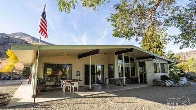 2050 Comstock Dr, Gardnerville, NV 89410 (MLS #200001998) :: Ferrari-Lund Real Estate