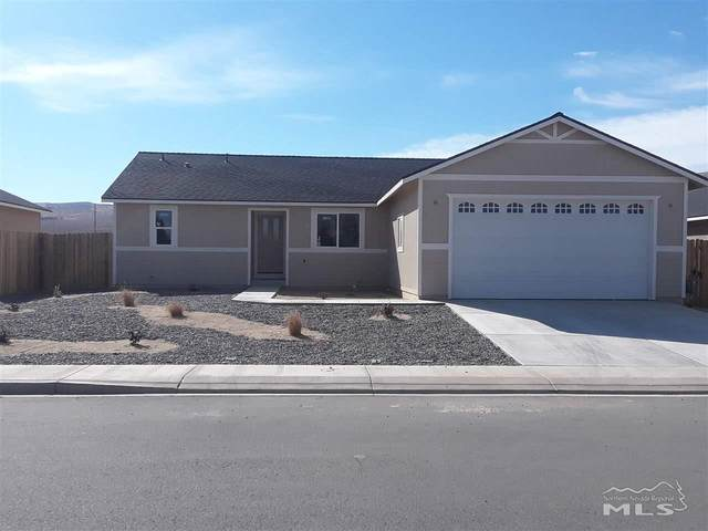 3185 Cliffrose, Silver Springs, NV 89429 (MLS #200002000) :: Ferrari-Lund Real Estate