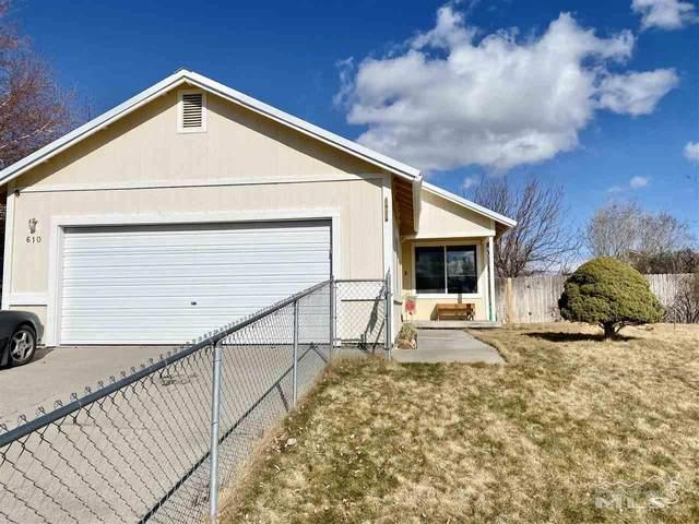 610 W National Ave, Winnemucca, NV 89445 (MLS #200002004) :: NVGemme Real Estate