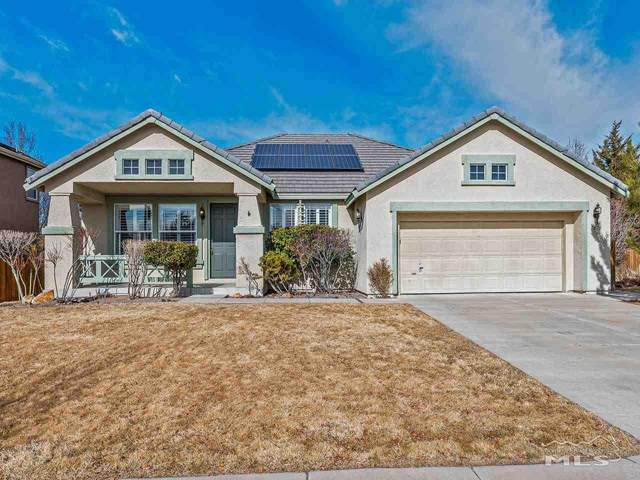 7070 Annabelle Drive, Sparks, NV 89436 (MLS #200002014) :: The Mike Wood Team