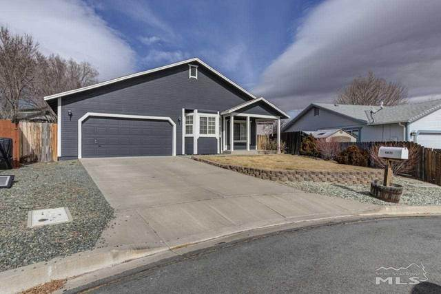 6825 Hibiscus Court, Sparks, NV 89436 (MLS #200002016) :: The Mike Wood Team