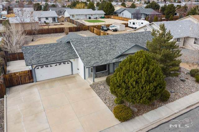 1045 Turtledove Ct, Sparks, NV 89441 (MLS #200002021) :: The Mike Wood Team