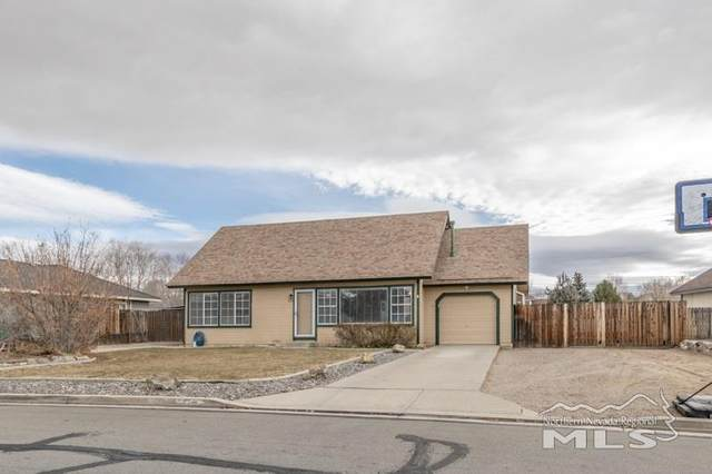 470 Aswan St, Sparks, NV 89441 (MLS #200002024) :: Chase International Real Estate