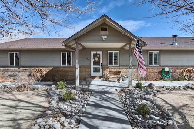 995 Mclean Road, Fallon, NV 89406 (MLS #200002026) :: Chase International Real Estate